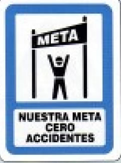 Meta cero accidentes