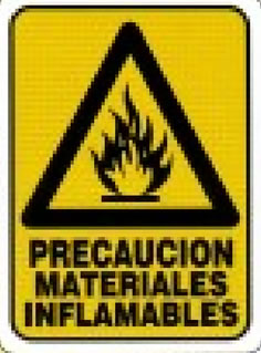 Materiales inflamables
